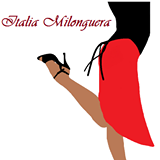 The Italia Milonguera Logo