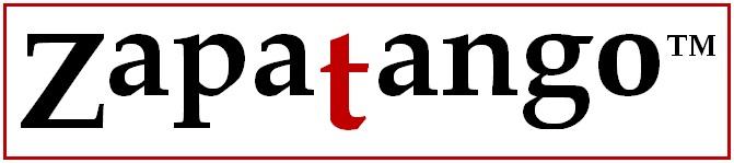 The Zapatango Shoes Logo
